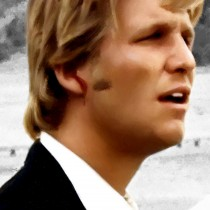 Detail of Thunderbolt and Lightfoot - Large Size Digital Painting