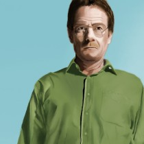 Bryan Cranston as Walter White @ Breaking Bad TV Series
