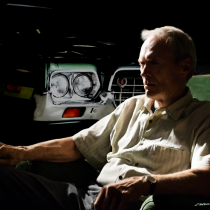 Gran Torino #1 Large Size Digital Painting
