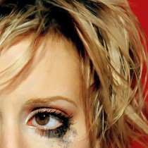 Detail of Brittany Murphy Tribute #1 Large Size Portrait