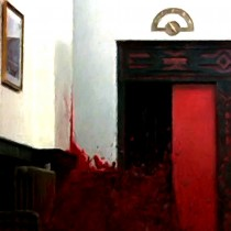 Detail of Overlook Hotel @ The Shining Large Size Digital Painting