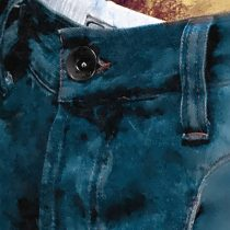 Detail of Man and Jeans #2 Large Size Digital Painting