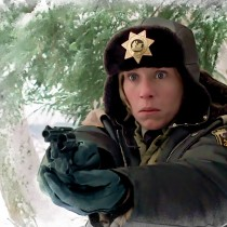 Frances McDormand @ Fargo Large Size Digital Painting