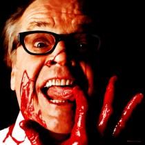 Jack Nicholson Portrait #1 Large Size Portrait