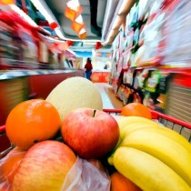 Shopping #1 Large Size Digital Painting