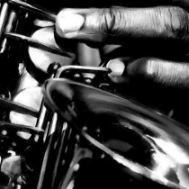 Detail of Jazz Large Size Digital Painting
