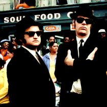 The Blues Brothers #1 Large Size Digital Painting