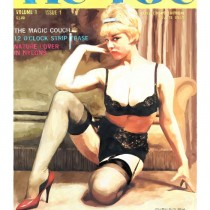 Vintage Magazine Covers Series #1 Large Size Painting