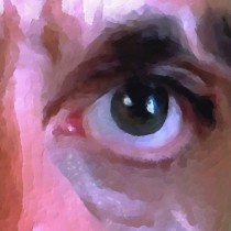 Detail of Al Pacino @ Scarface #1 Large Size Painting